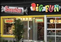 Sweeties Big Fun