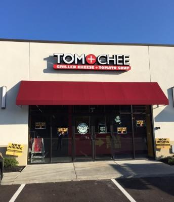 Tom + Chee